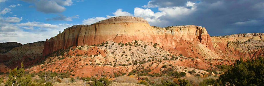 And Spectacular Ghost Ranch
